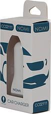 Автомобильное зарядное устройство Nomi CC02111 Белый, фото 2