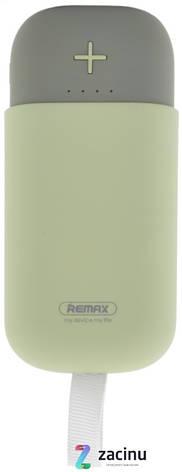 Power Bank REMAX Camaroon RPL-32 5000мАг Сірий, фото 2
