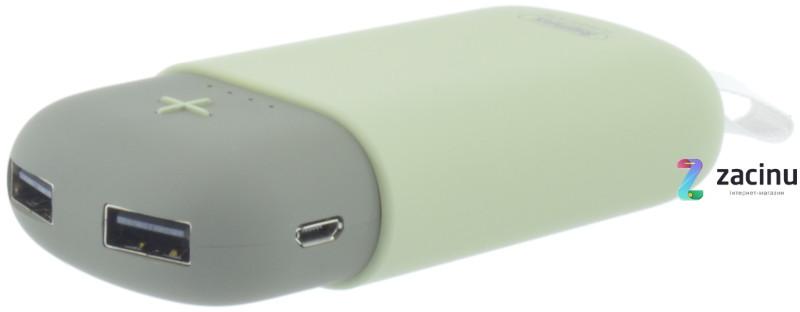 Power Bank REMAX Camaroon RPL-32 5000мАг Сірий