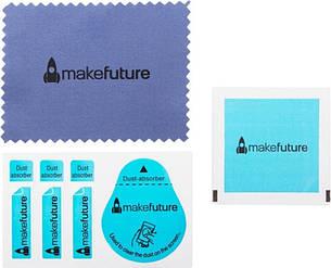 Захисне Скло MakeFuture для Xiaomi Redmi 4X Full Cover ser. Прозоре/білий(314688), фото 2