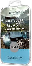Захисне Скло MakeFuture для Xiaomi Redmi 4X Full Cover ser. Прозоре/білий(314688), фото 3