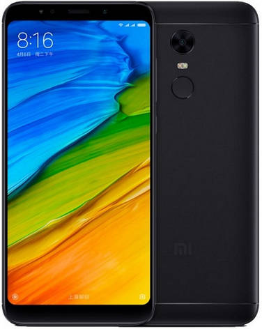 Смартфон Xiaomi Redmi 5 3/32 Black (Global Version), фото 2