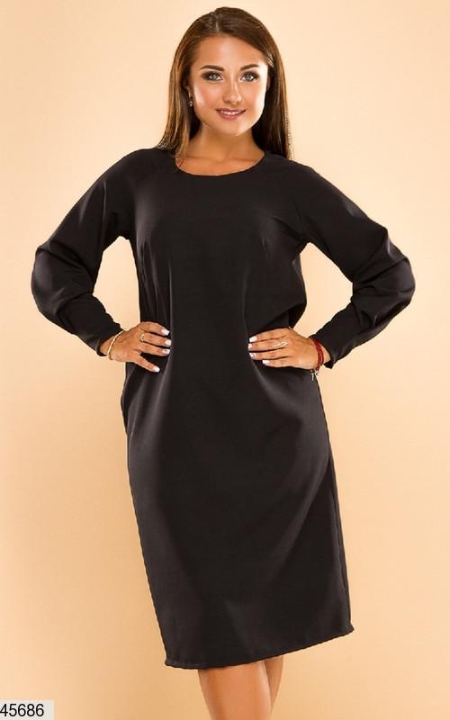 Платье женское демисезонное размеры: 50-56