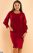 Платье женское демисезонное размеры: 50-56, фото 3