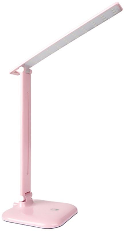 Лампа настільна Feron LED DE1725 Рожевий