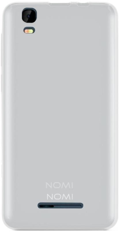 Чехол накладка Nomi для Nomi TCi5011 TPU case Прозрачный / матовый (215257)