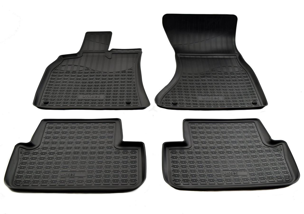 Коврики в салон для Audi A5 (В8,8Т) HB (09-) п/у к-т NPA00-C05-350