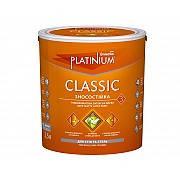 Снежка PLATINIUM  Classic зносостійка латексна для стін та стель10л/13,5 кг