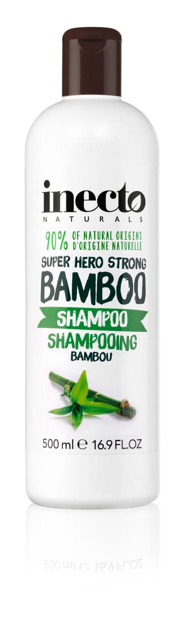 Укрепляющий шампунь для волос с экстрактом бамбука 500 мл