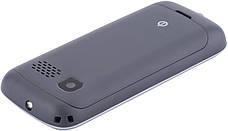 Мобільний телефон Nomi i177 Metal Grey (Сірий), фото 2