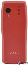 Мобільний телефон VIAAN V1820 Червоний, фото 3