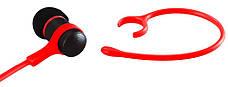 Беспроводная стереогарнитура Bluetooth S6-1 Красный, фото 3