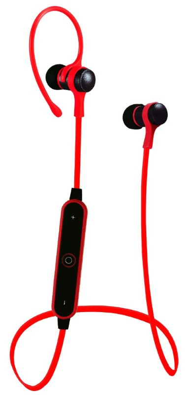 Беспроводная стереогарнитура Bluetooth S6-1 Красный