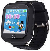 Смарт-годинник ATRIX iQ100 Touch Black