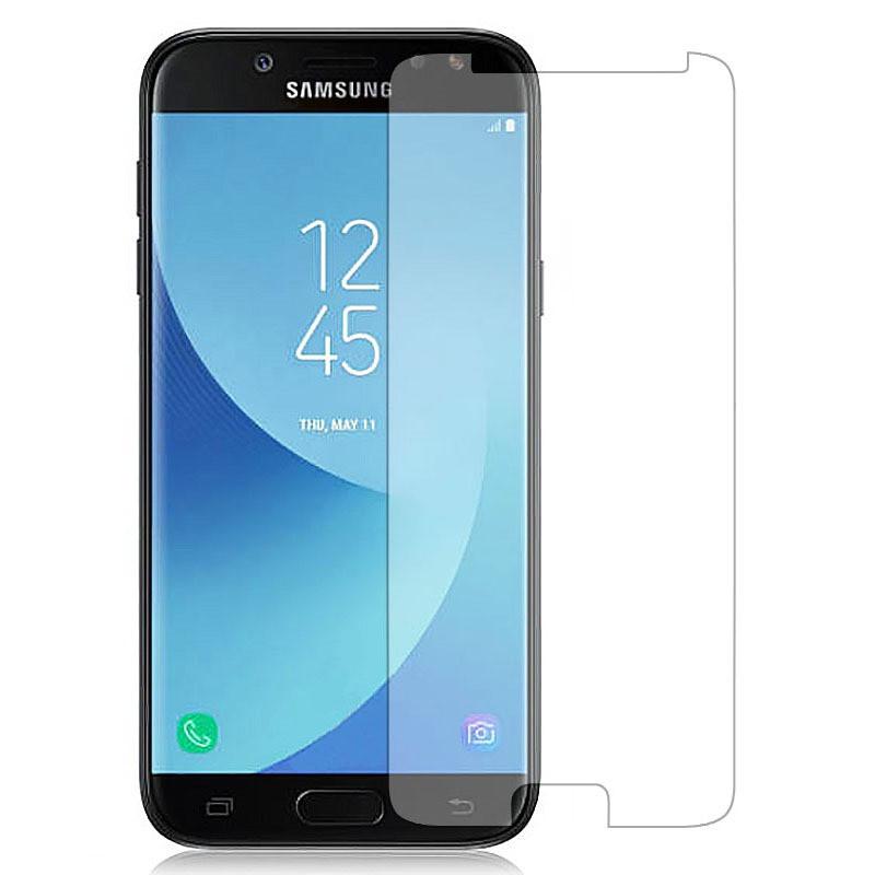 Защитное стекло Mocolo для Samsung J330 J3 (2017) На Весыь экран Прозрачное