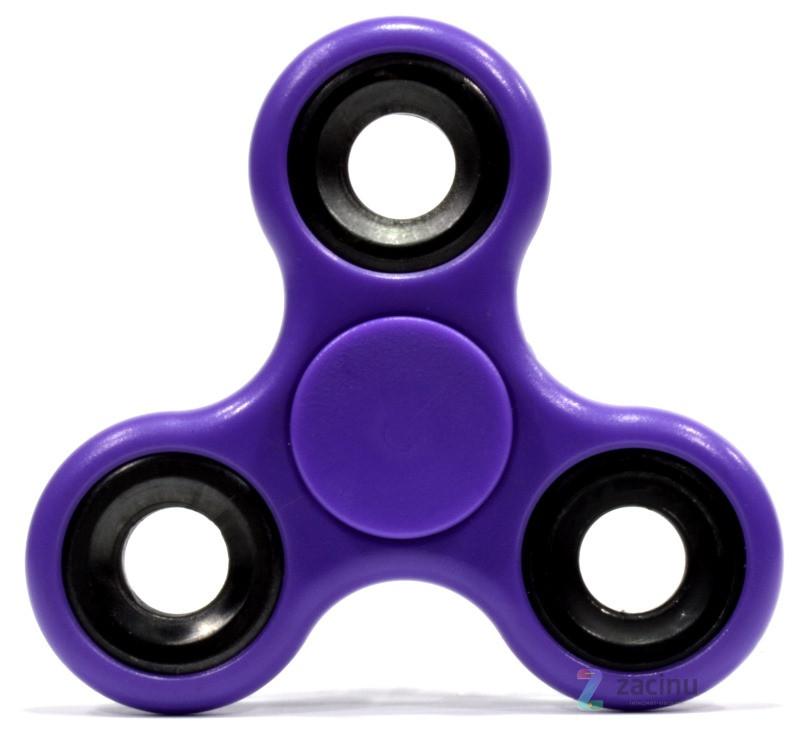Спиннер Star Fidget 001 Фиолетовый (993282)