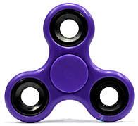 Спіннер Star Fidget 001 Фіолетовий(993282)