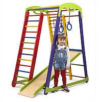 Детский спортивный уголок-  «Кроха 1 мини»  SportBaby , фото 1