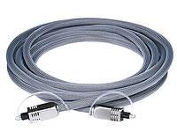 Toslink оптический кабель Monoprice Premium 7.6  метра.