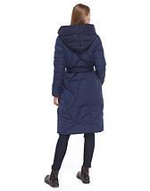 Tiger Force 9131 | Женская зимняя куртка синяя, фото 3