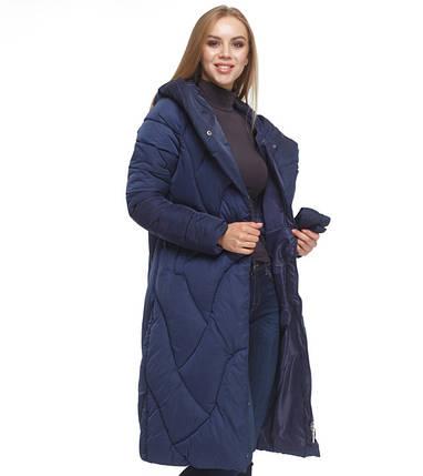 Tiger Force 9131 | Женская зимняя куртка синяя, фото 2