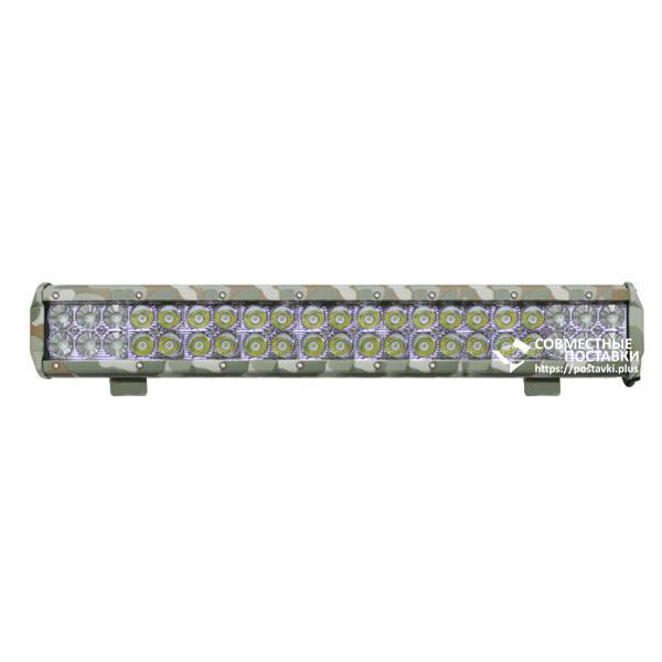126W / 60 (42 x 3W / Гибридный луч, L = 50см) 12600 LM LED ПАНЕЛЬ LB0034М (Польша)