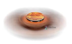 Спіннер Hand Spinner Cartoon 005 Оранжевий(06), фото 2