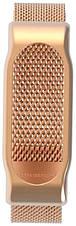 Ремінець для Xiaomi Mi Band 2 Металевий 14mm Gold, фото 2