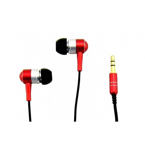Навушники Avalanche 110 Red, фото 2