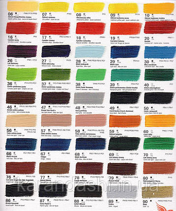 Масло RENESANS OILS FOR ART 27 фиолетовый минеральный 20мл, фото 2