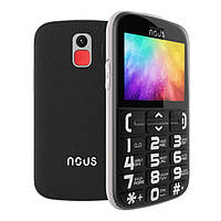 Телефон NOUS NS2422 Helper (Black)