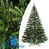 Литая искусственная елка АЛЬПИЙСКАЯ зелёная 250 см