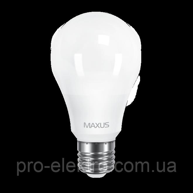 LED-лампа MAXUS A60 10W теплый свет 220V E27 (1-LED-561-01)