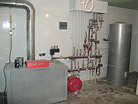 Монтаж отопления (установка котлов отопления)