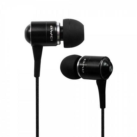 Навушники Awei Q3i Black, фото 2