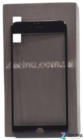 Защитное стекло Remax для iPhone 6 / 6S Plus Crystal ser.Full sc.2.5D + чехол Прозрачное / черный, фото 2
