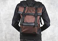 """Рюкзак Harvest """"ROLL"""" коричневий, фото 1"""