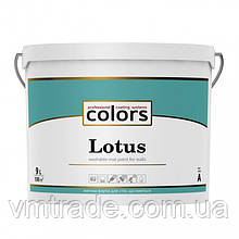 Латексная краска Colors Lotus, 9л