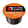 Кава в капсулах Totti Caffe Americano 100 шт. Lavazza BLUE (Лавацца Блю), фото 2