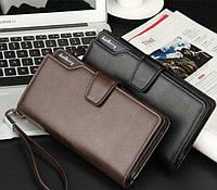 Мужской кошелёк стильное портмоне BAELLERRY кошелек клатч