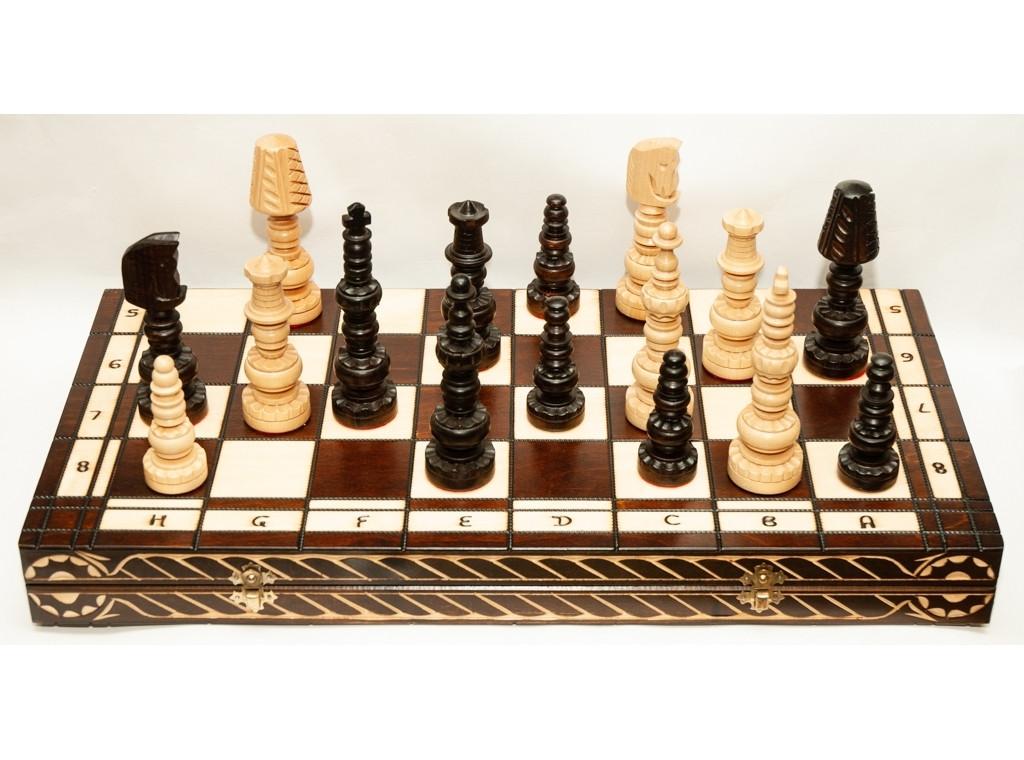 """Шахматы """"МАРС"""". Клен  (60 х 60 см). S108"""