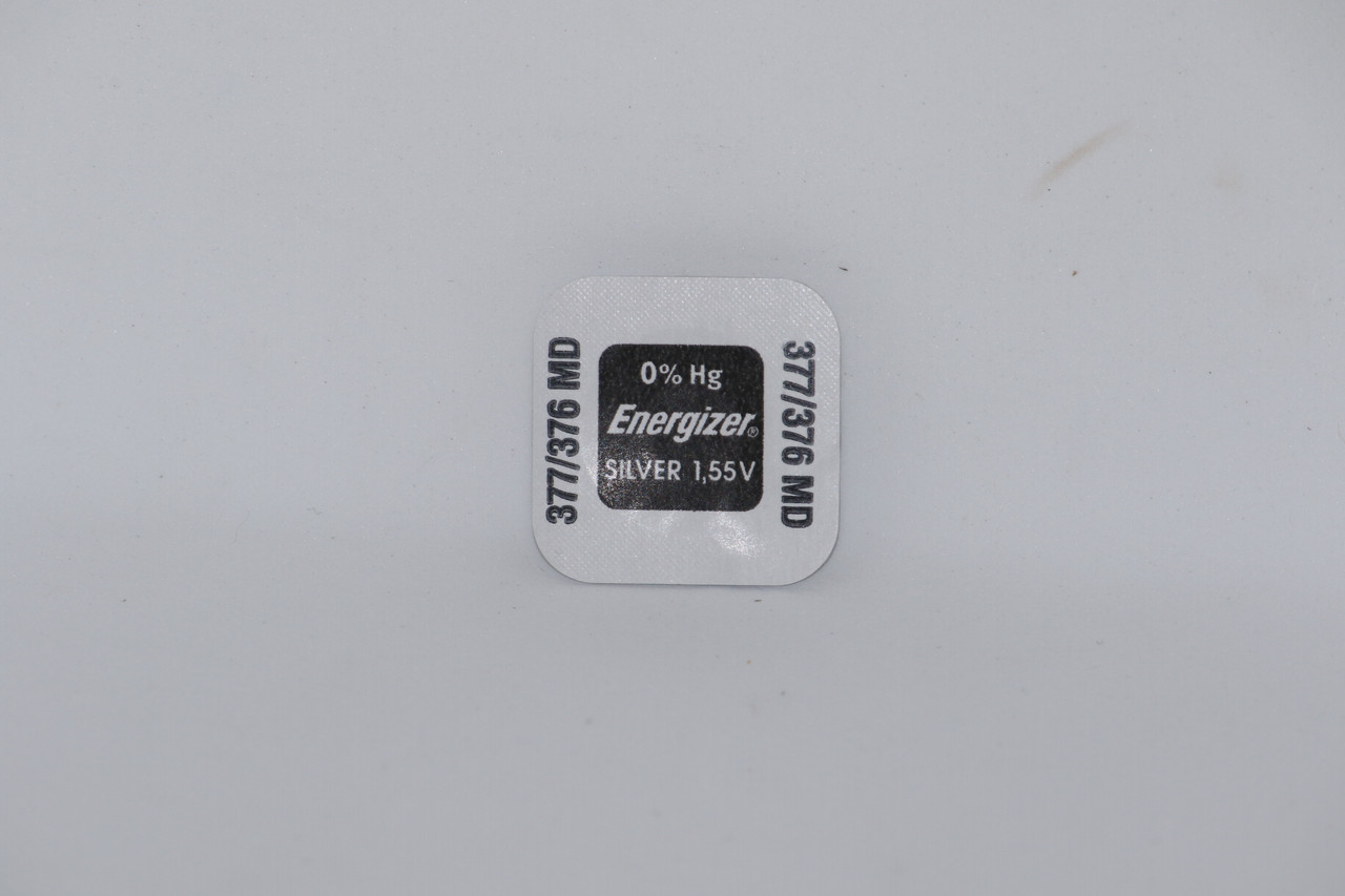Часовая батарейка Energizer SR626SW  1PC  EU (377)