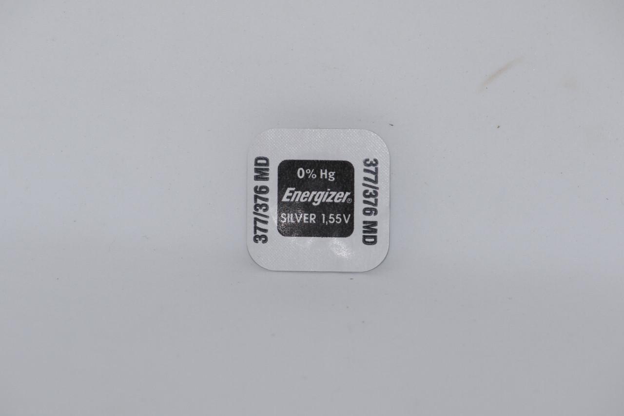 Часовая батарейка Energizer SR626SW  1PC  EU (377), фото 1