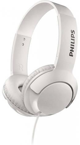 Навушники Philips SHL3070WH/00 Білий, фото 2