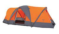 Палатка Traverse Bestway 68003 Оранжево-серая (gr006804)