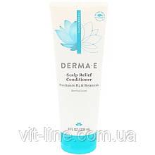 Derma E, Кондиціонер для захисту чутливої шкіри голови