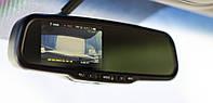 Зеркало видео регистратор + камера заднего вида парктроник А23