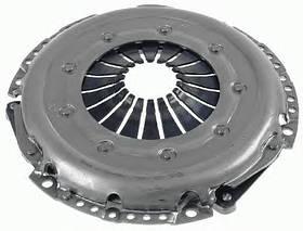 Корзина сцепления Audi A6 1996-2005 (1.6-2.0) 228mm KEMP