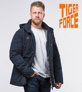 Tiger Force 71360 | Парка мужская зимняя темно-синяя