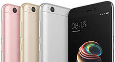 Смартфон Xiaomi Redmi 5A 2/16 Grey, фото 2